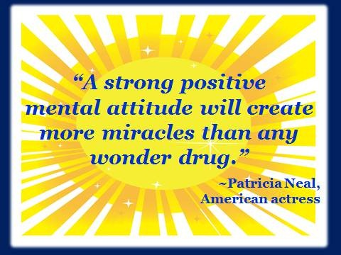 A look at the impact of positive mental attitudes on disease